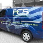 Vehicle Livery - FCS Transit