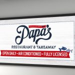 Signs - Papas Sign